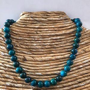 Jewelry - 🛍💐Azurite Necklace💐✨NEW✨